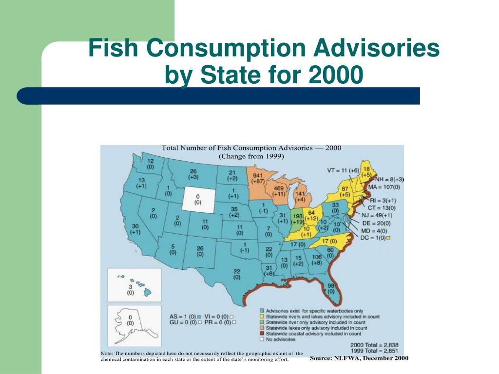 Fish Consumption Advisories