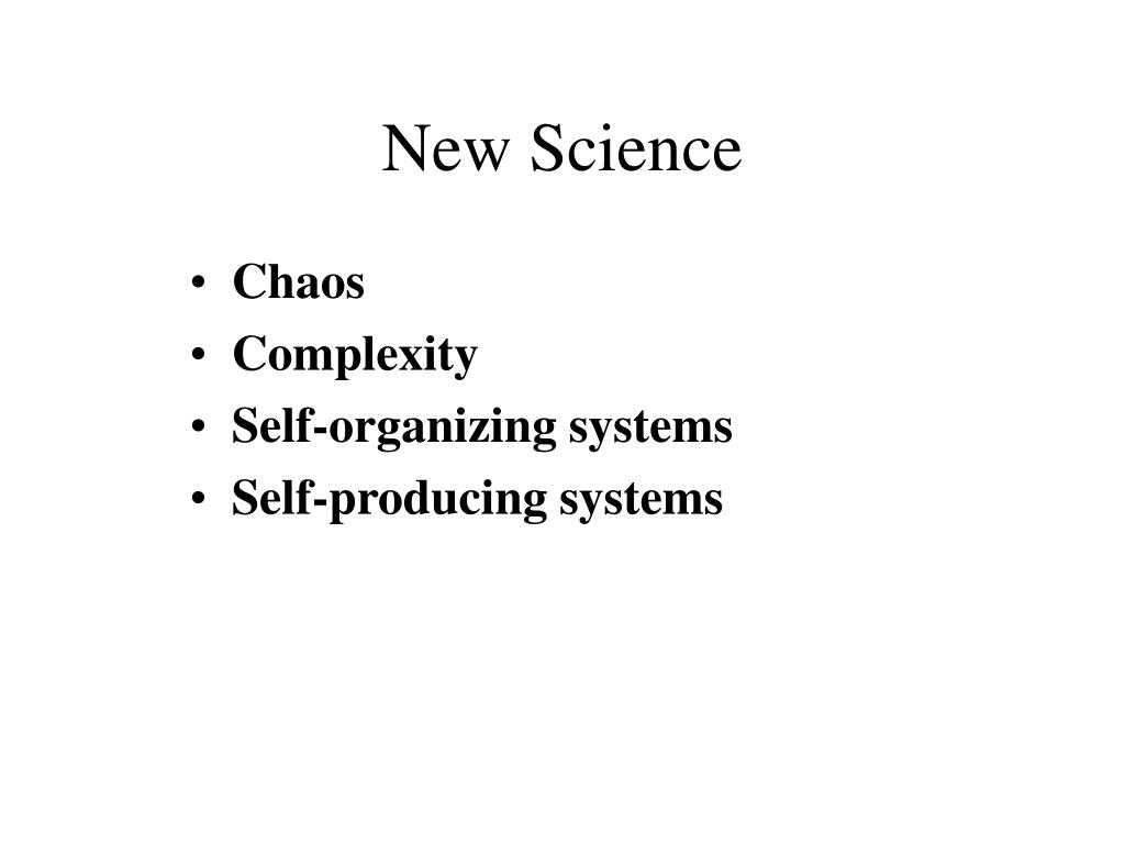 New Science