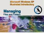 microsoft windows xp illustrated introductory71