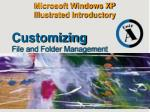 microsoft windows xp illustrated introductory98