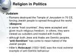 religion in politics27