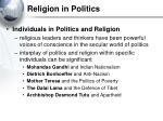 religion in politics34