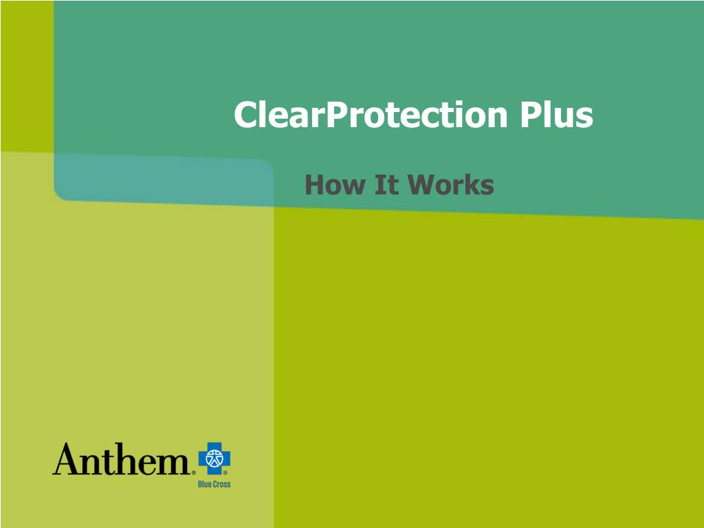 ClearProtection Plus