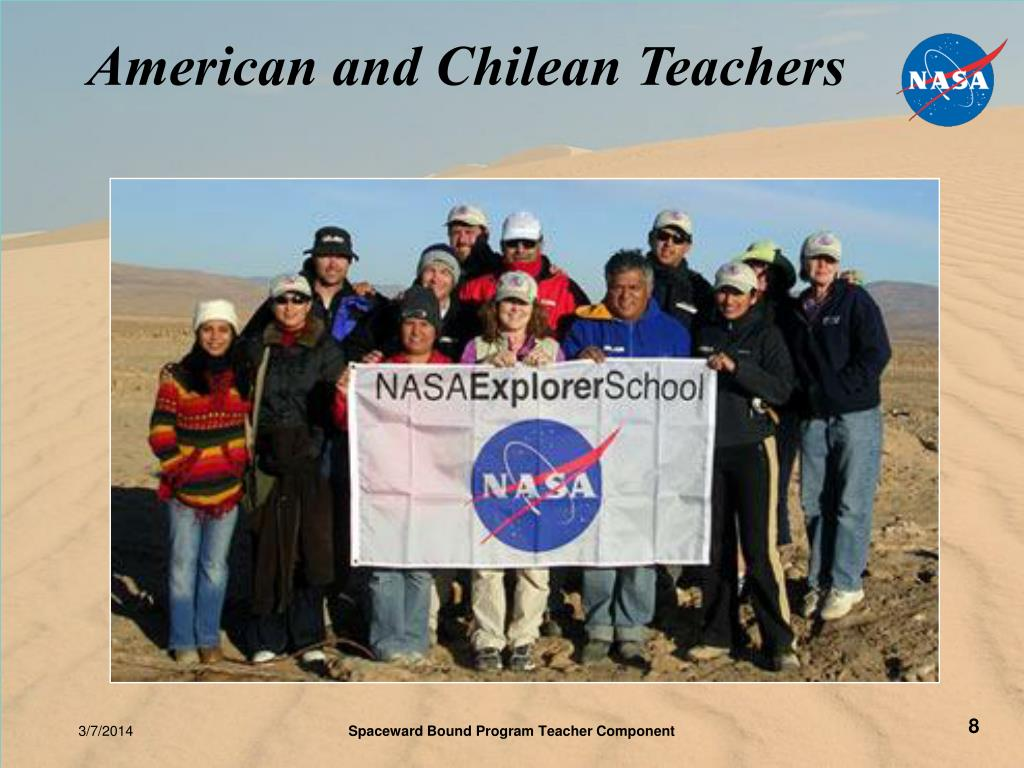 American and Chilean Teachers