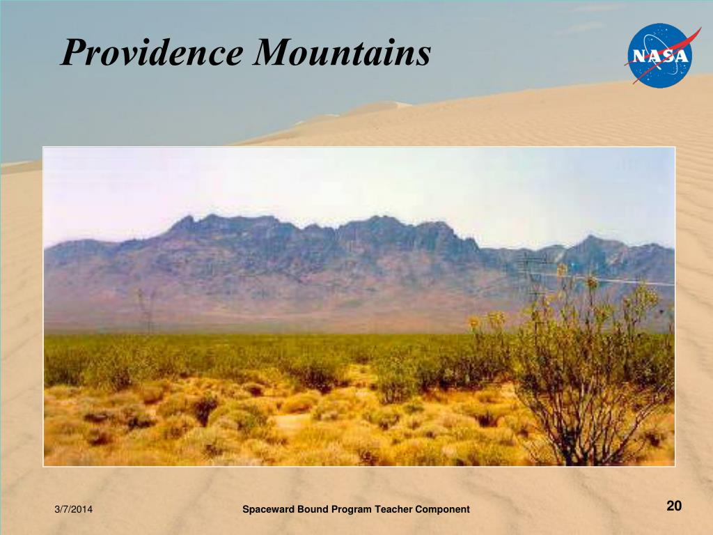 Providence Mountains