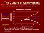the culture of achievement
