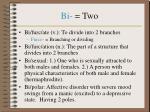bi two