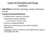 lower gi disorders and drugs laxatives27