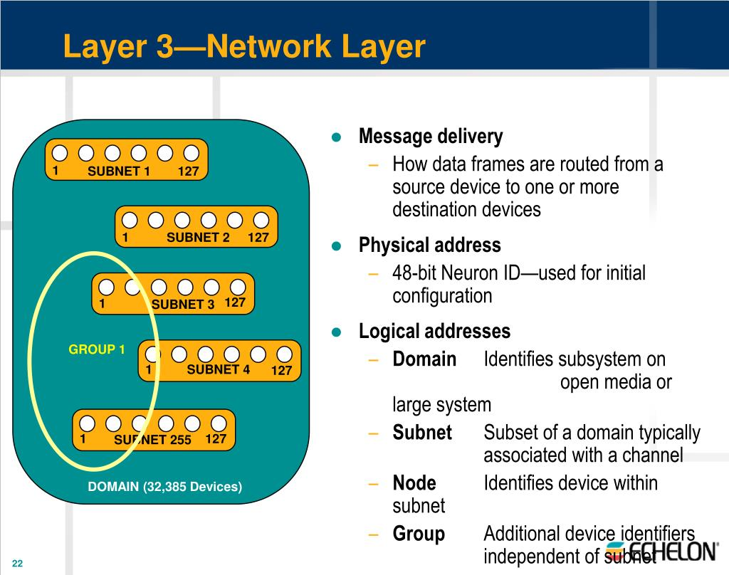 Layer 3—Network Layer