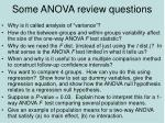 some anova review questions