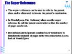 the super reference21