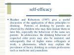 self efficacy39