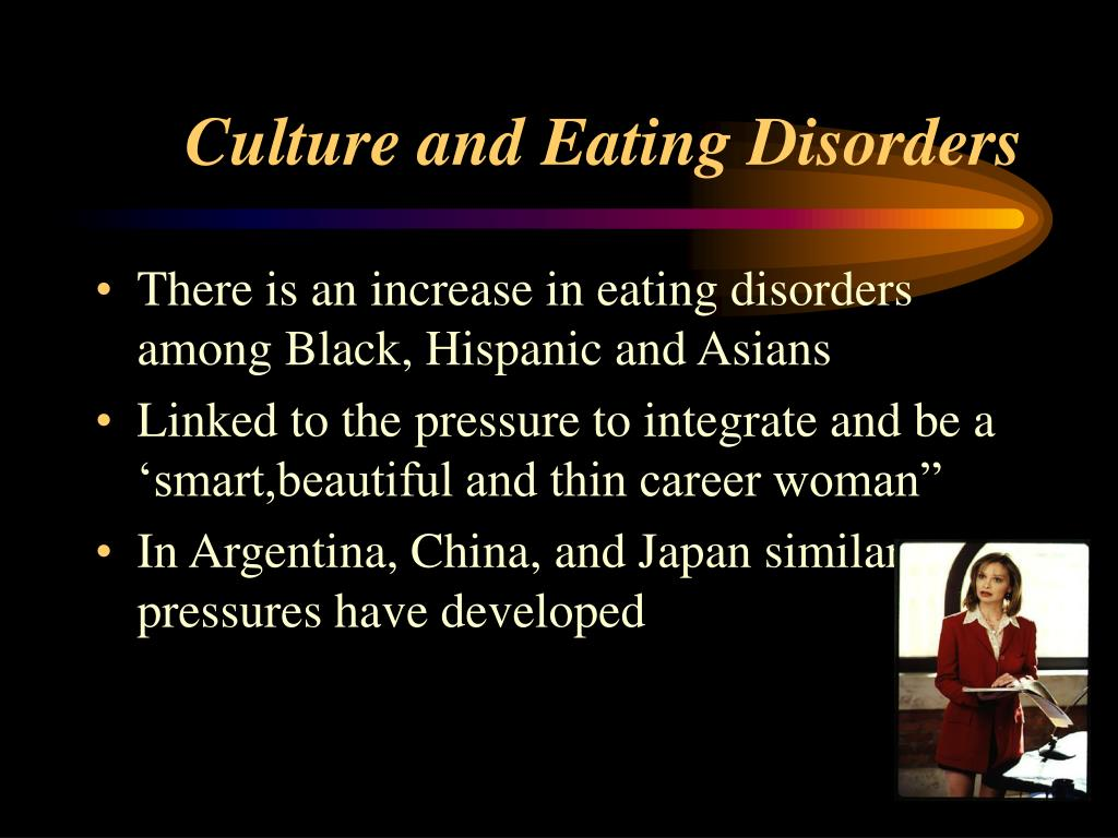 Culture and Eating Disorders