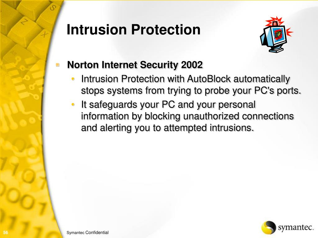 Intrusion Protection