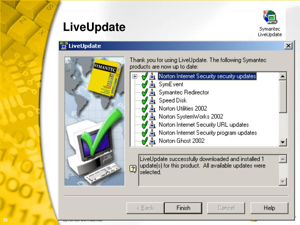 LiveUpdate