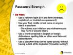 password strength44