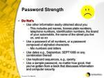 password strength45