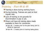 training part 46 48