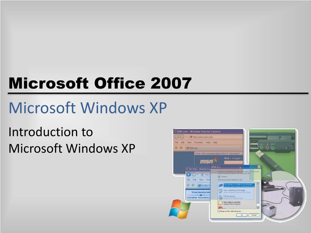 microsoft windows xp l.