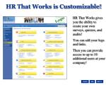hr that works is customizable