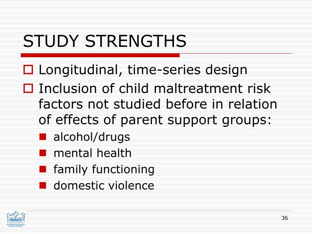 STUDY STRENGTHS