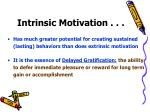 intrinsic motivation13