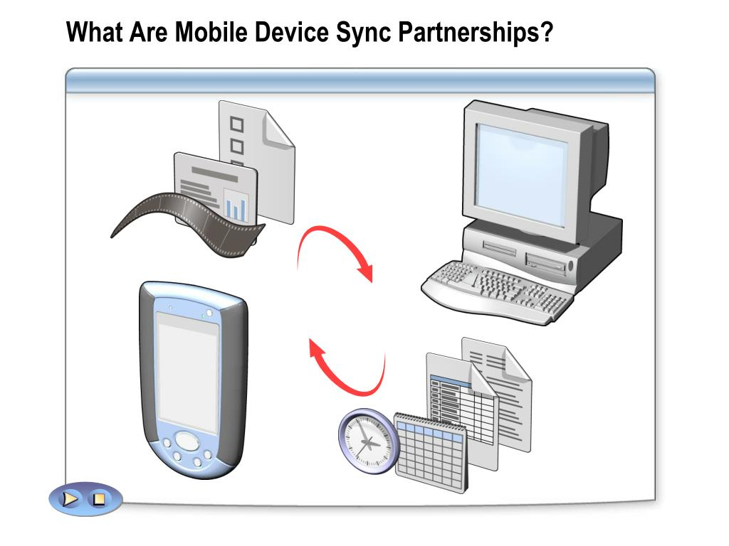 What Are Mobile Device Sync Partnerships?