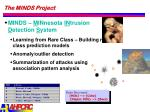 the minds project