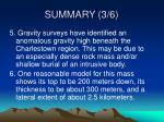 summary 3 6