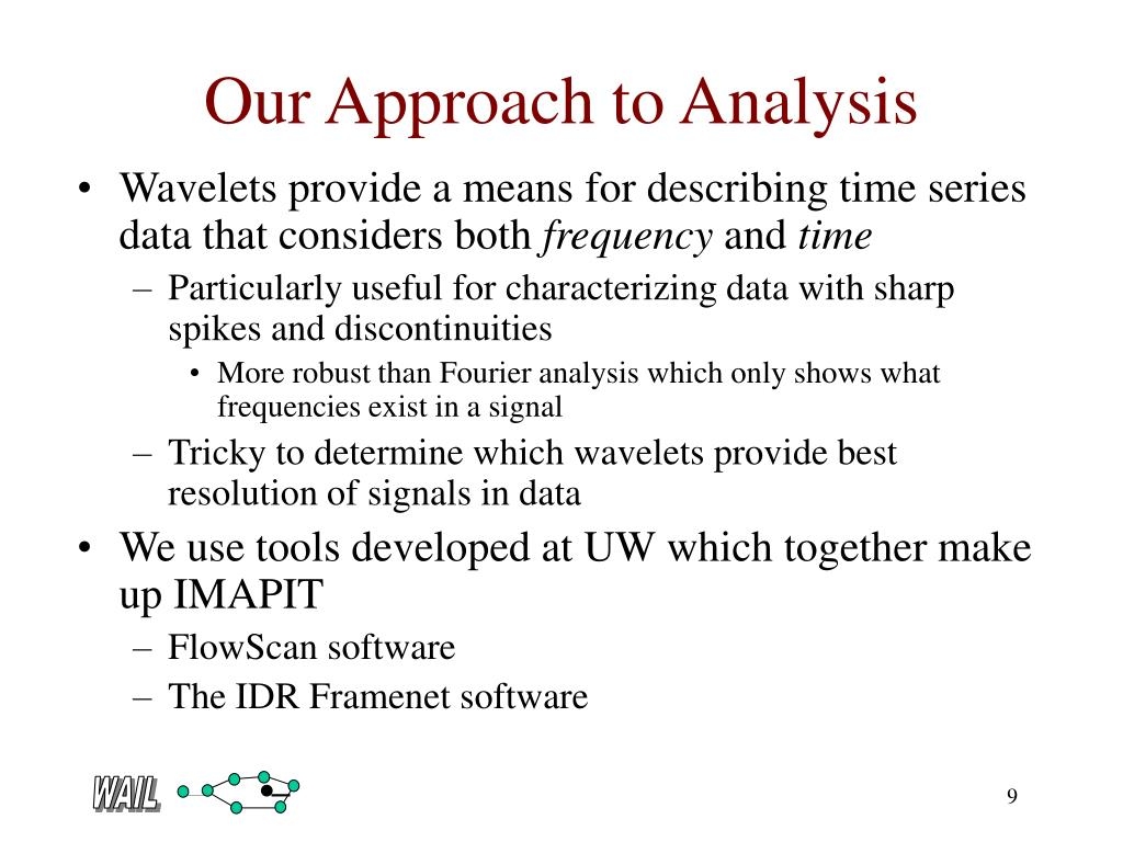 Our Approach to Analysis