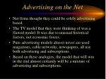 advertising on the net111