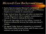 microsoft case background cont122