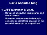 david anointed king24
