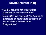 david anointed king30
