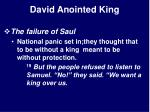 david anointed king6