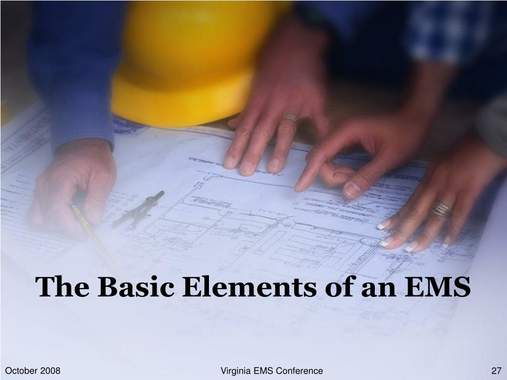 The Basic Elements of an EMS