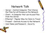 network talk22