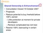 shared ownership enfranchisment