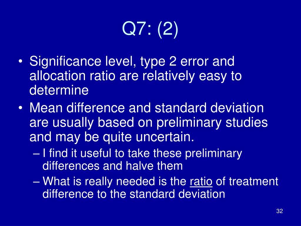 Q7: (2)