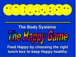 the body systems