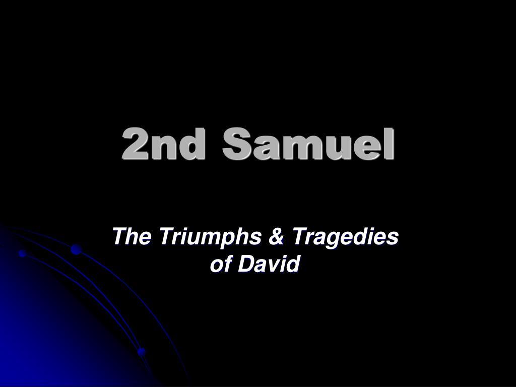 2nd samuel l.