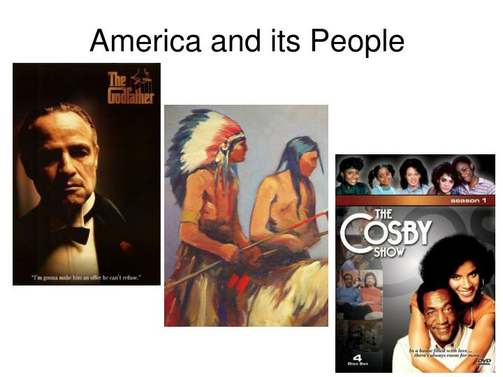 america and its people n.