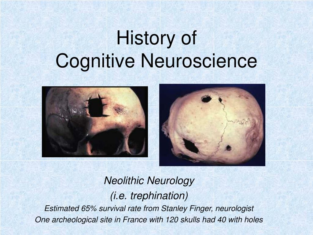 history of cognitive neuroscience l.