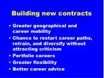 building new contracts1