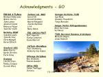 acknowledgments go