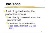 iso 900035