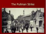 the pullman strike14