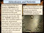 akhenhaten and nefertiti