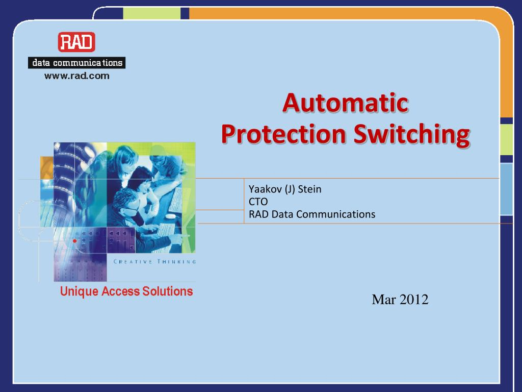 automatic protection switching l.