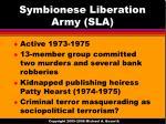 symbionese liberation army sla